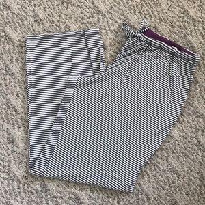 Jasmine & Ginger Striped Pajama Pants